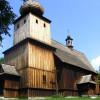 Drewniane zabytki w okolicach Krakowa